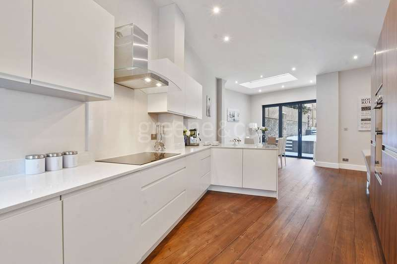 5 Bedrooms Terraced House for sale in Tremlett Grove, Dartmouth Park, London, N19