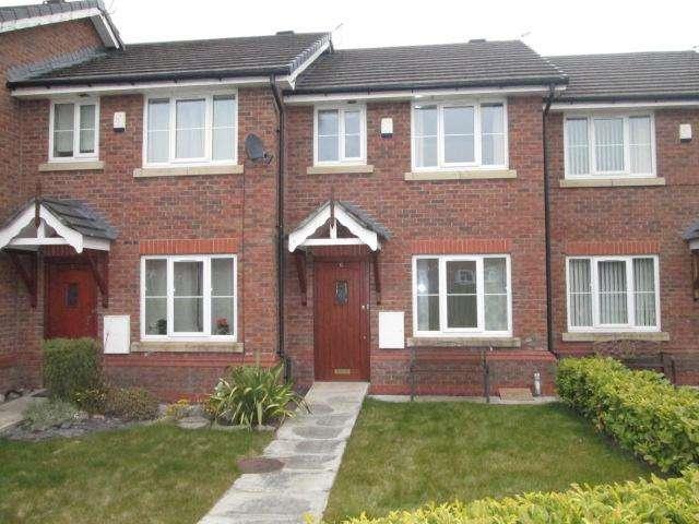 2 Bedrooms Mews House for rent in Ariel Gardens, Culcheth, Warrington, WA3 5DG