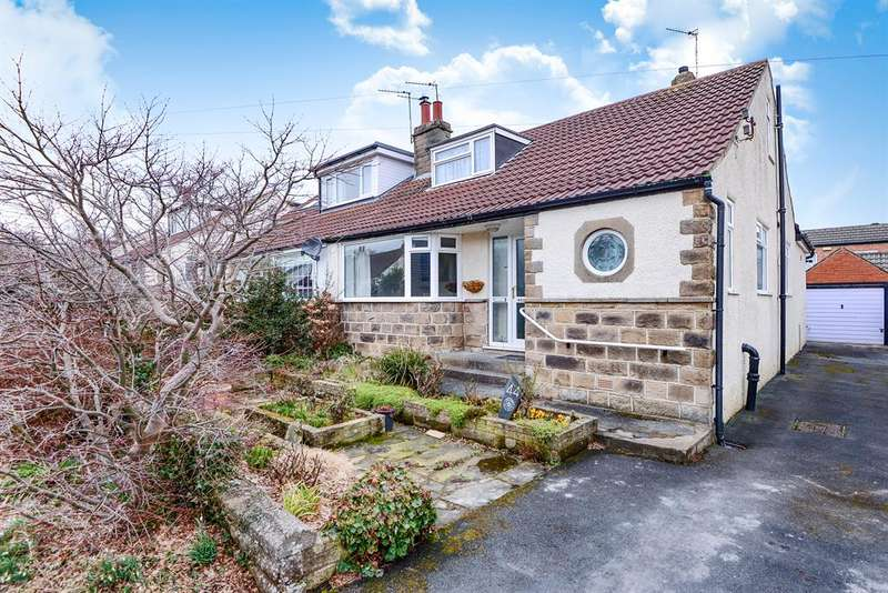 2 Bedrooms Semi Detached House for sale in The Rowans, Bramhope, Leeds, LS16 9DZ