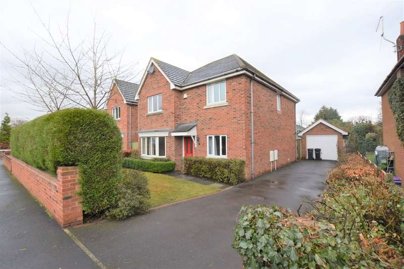 4 Bedrooms Detached House for sale in Westwood Road, Heald Green