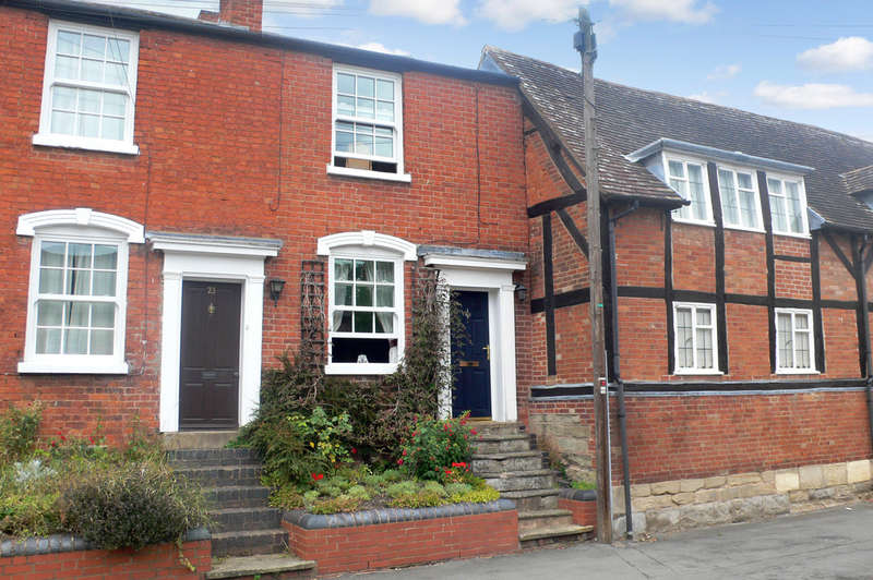 2 Bedrooms Terraced House for sale in Church Street, Barford