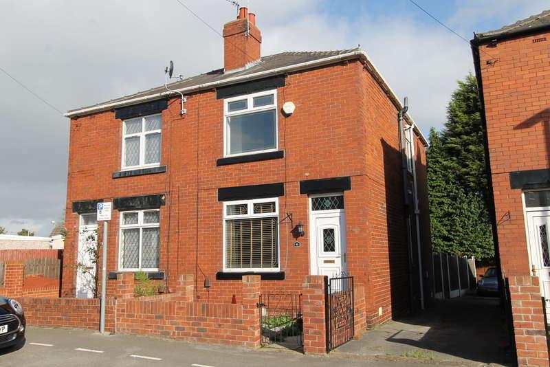 3 Bedrooms Semi Detached House for sale in Winter Road, Pogmoor, Barnsley, S75 2EN