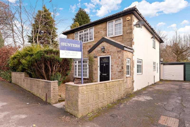 3 Bedrooms Detached House for sale in Stonegate Road, Leeds, West Yorkshire, LS17 5BU