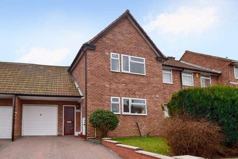 3 Bedrooms Terraced House for sale in Green Meadow Road, Selly Oak, Birmingham, B29