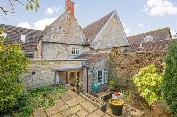 4 Bedrooms Terraced House for sale in High Street, Bruton