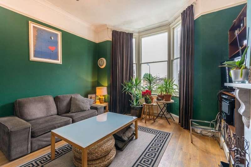 3 Bedrooms Maisonette Flat for sale in Foulden Road, Stoke Newington, N16