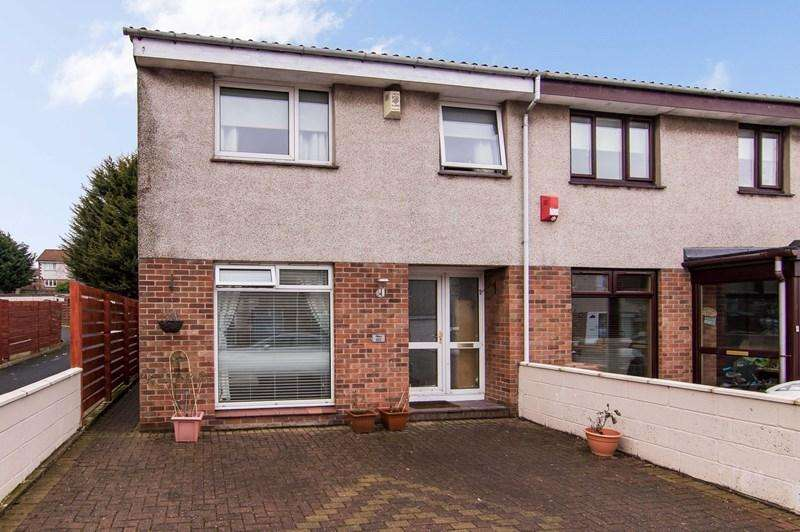 3 Bedrooms Property for sale in 102 Peacocktail Close, Newcraighall, Edinburgh, EH15 3QT