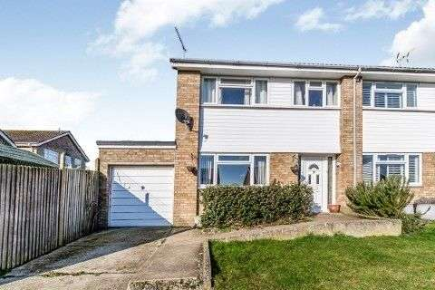 4 Bedrooms Semi Detached House for sale in The Brucks, Wateringbury, Maidstone, ME18