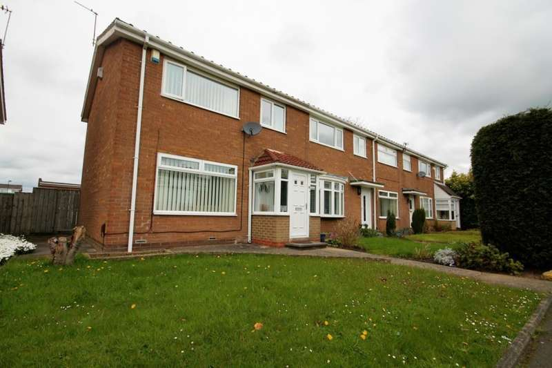 3 Bedrooms Property for sale in Knightside Walk, Chapel Park, Newcastle Upon Tyne, NE5