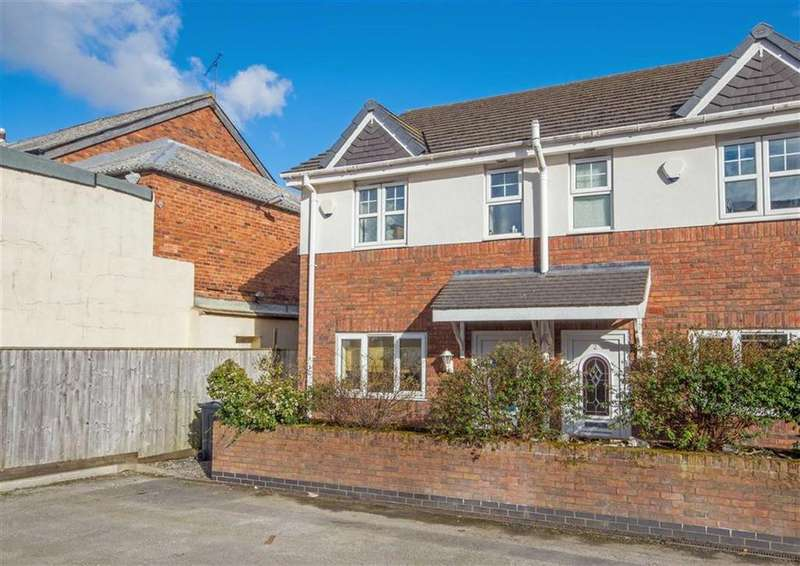 2 Bedrooms End Of Terrace House for sale in Off Bistre Avenue, Buckley