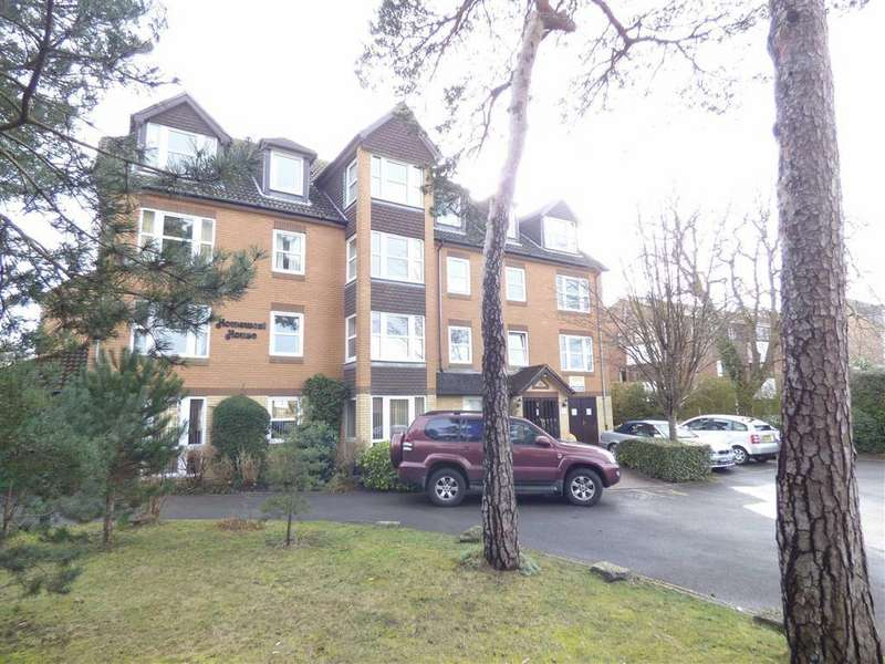 1 Bedroom Retirement Property for sale in Poole Road, Westbourne, Bournemouth, Dorset, BH4