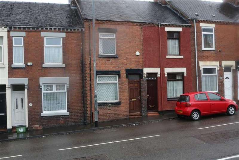 2 Bedrooms Terraced House for sale in Scotia Road, Burslem, Stoke-on-Trent