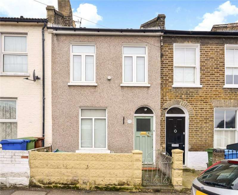 2 Bedrooms Terraced House for sale in Kirkwood Road, Peckham Rye, London, SE15