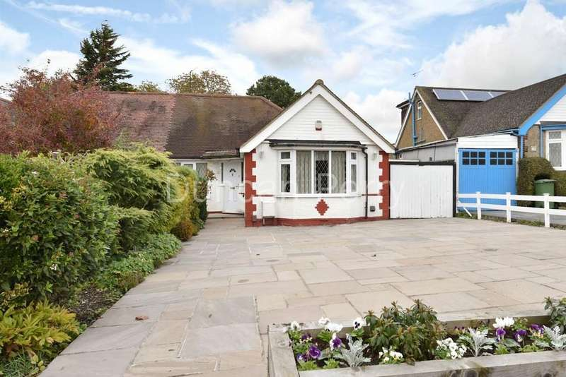 2 Bedrooms Semi Detached Bungalow for sale in Byng Drive, Potters Bar, Herts