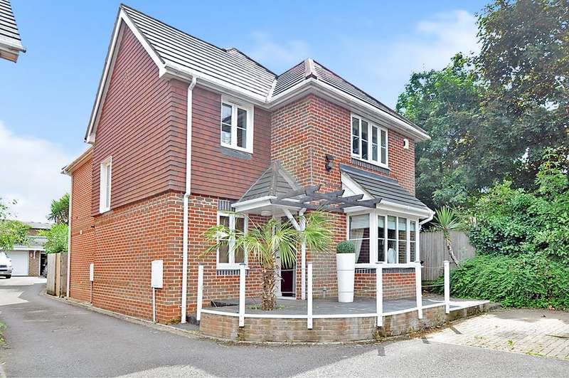 5 Bedrooms Detached House for sale in Botley Road, West End, Southampton, Hampshire, SO30 3HA