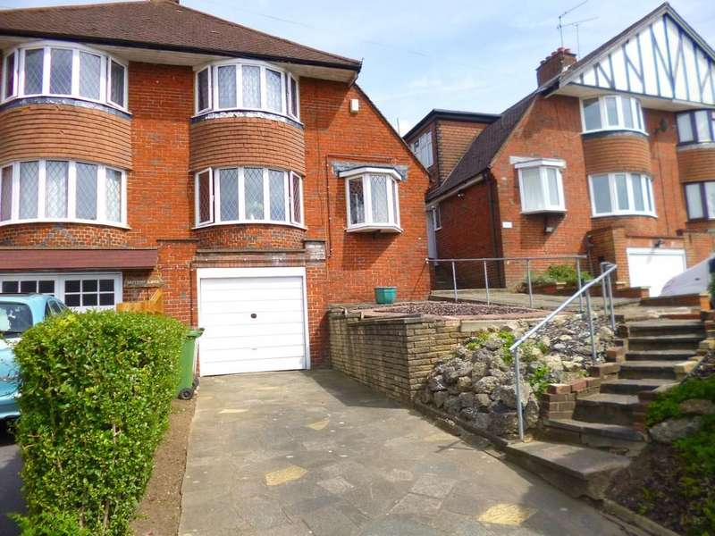 3 Bedrooms Semi Detached House for sale in Mutton Lane, Potters Bar, Herts