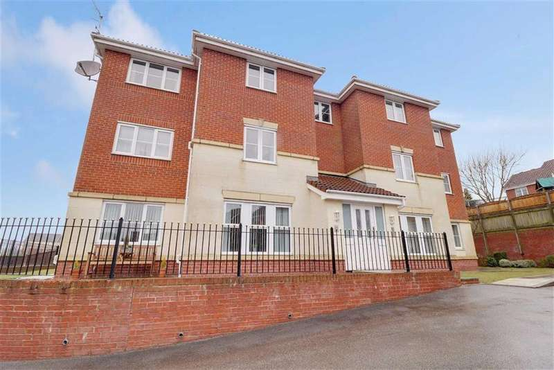2 Bedrooms Flat for sale in Lily Drive, Stoke-on-Trent