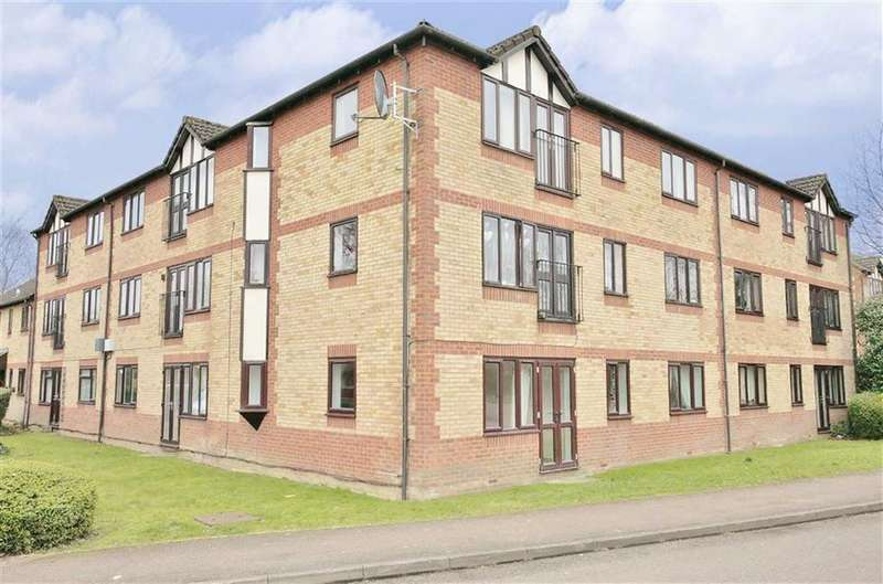 2 Bedrooms Flat for sale in Longworth Close, Banbury