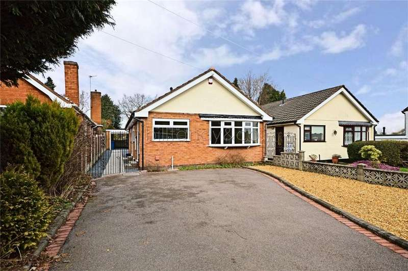 2 Bedrooms Detached Bungalow for sale in Cannock Road, Burntwood, Staffordshire