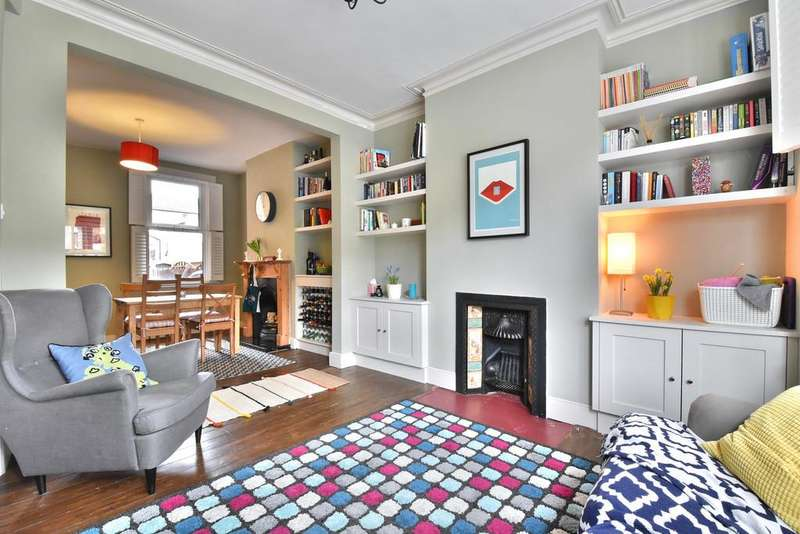 4 Bedrooms Terraced House for sale in Salehurst Road SE4