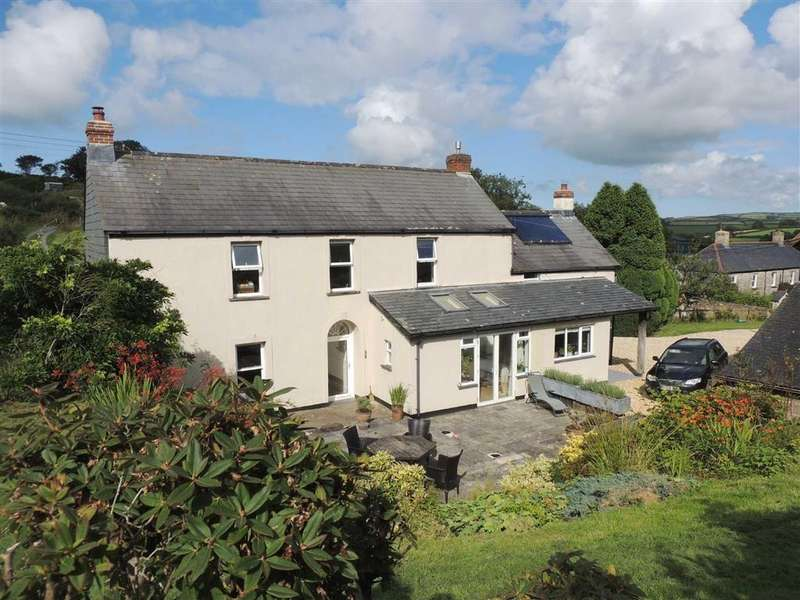 8 Bedrooms Detached House for sale in Trentishoe, Dean, Nr Parracombe, Barnstaple, Devon, EX31