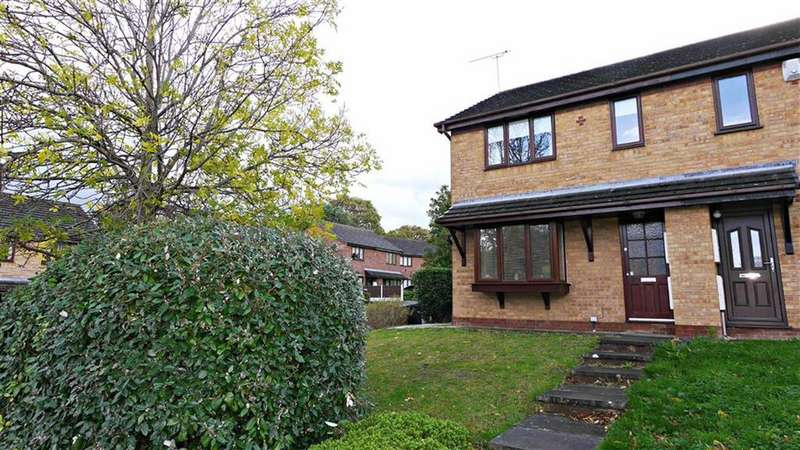3 Bedrooms Semi Detached House for rent in Pembry Rise, Deeside, Flintshire, CH5