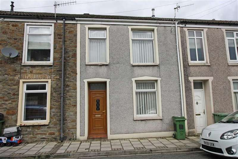 2 Bedrooms Terraced House for sale in Dean Street, Aberdare, Mid Glamorgan