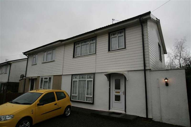 3 Bedrooms Semi Detached House for sale in Dorlecote Road, Nuneaton, Warwickshire, CV10