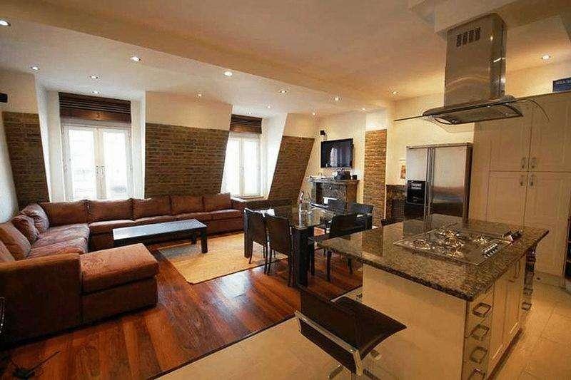 3 Bedrooms Flat for rent in Bolsover Street, Fitzrovia