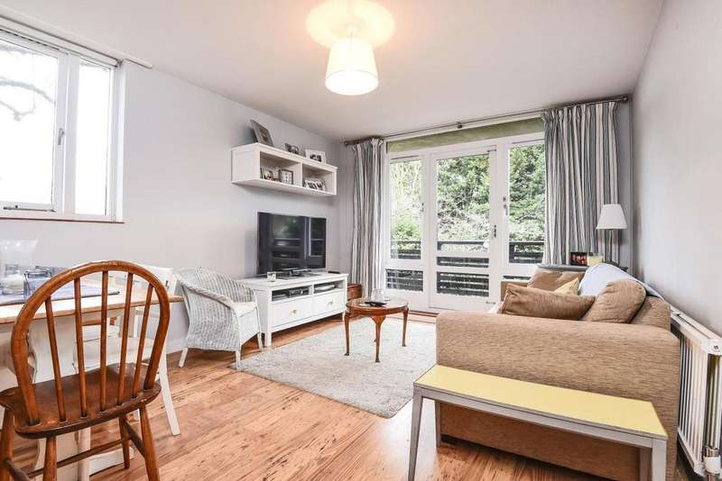 1 Bedroom Flat for sale in Barlow Road, West Hampstead