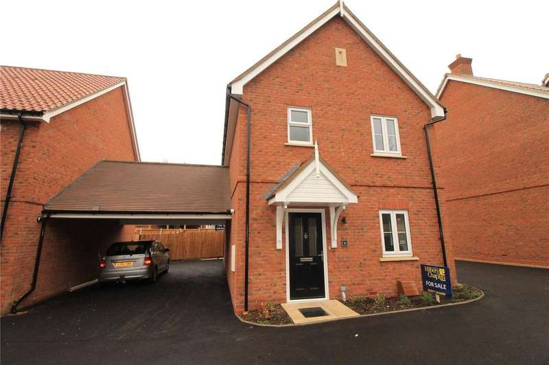 3 Bedrooms Detached House for sale in Burntwood Way, Westwood Avenue, Brentwood, Essex, CM14