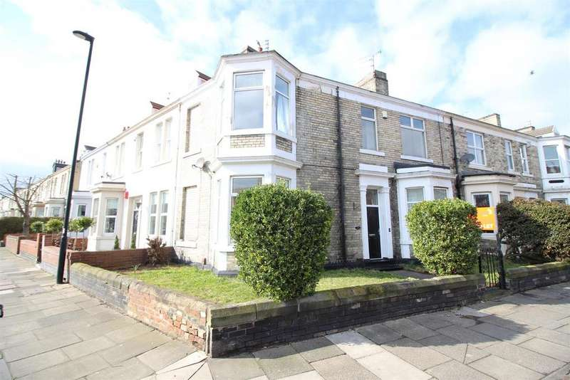 4 Bedrooms House for rent in Washington Terrace, North Shields, North Shields