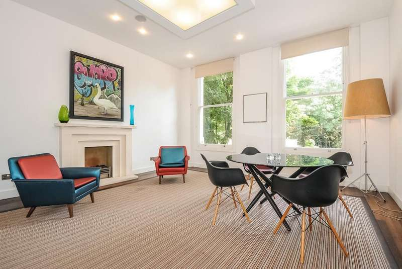 3 Bedrooms Flat for sale in Apsley Mansions, Clanricarde Gardens, W2