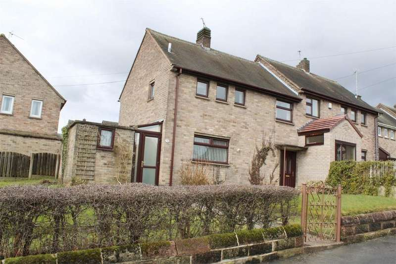 3 Bedrooms Semi Detached House for sale in Angram Road, High Green, SHEFFIELD, South Yorkshire