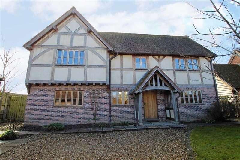 4 Bedrooms Detached House for sale in Suckley Lane, PEMBRIDGE, Pembridge Leominster, Herefordshire