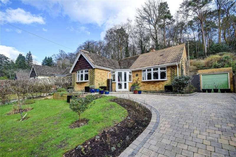 2 Bedrooms Bungalow for sale in Beech Hill, Headley Down, Bordon, Hampshire