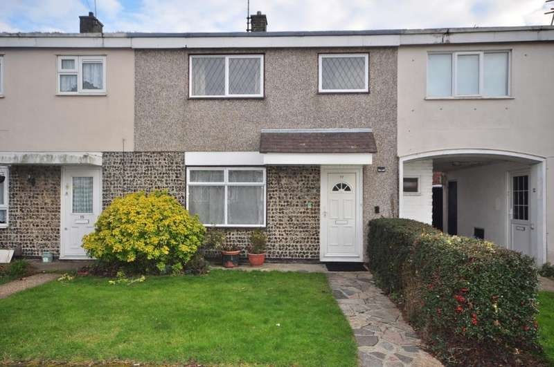 3 Bedrooms Terraced House for rent in Culverdown Road Basildon SS14