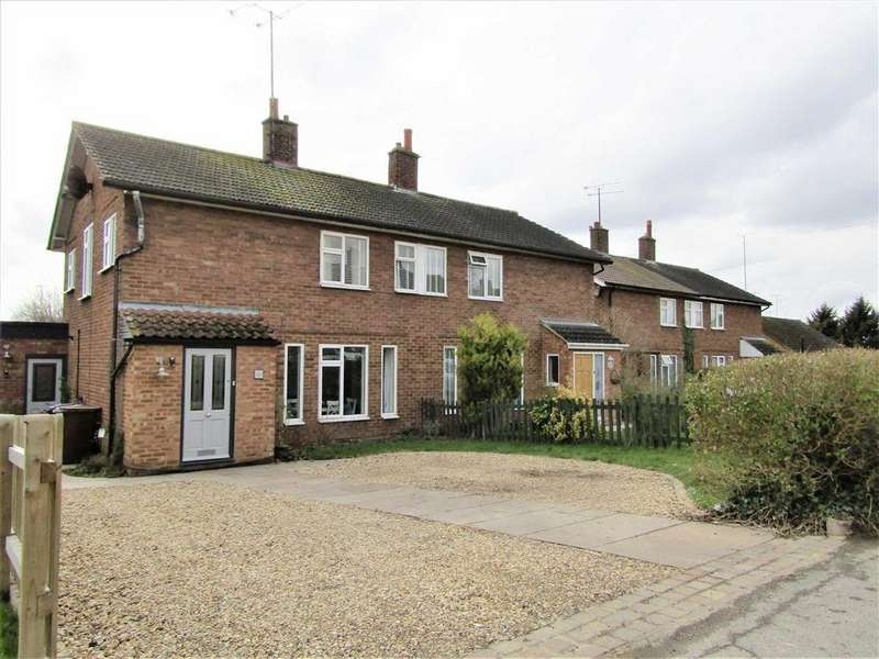 3 Bedrooms Semi Detached House for sale in Thatchers End, Hitchin, SG4
