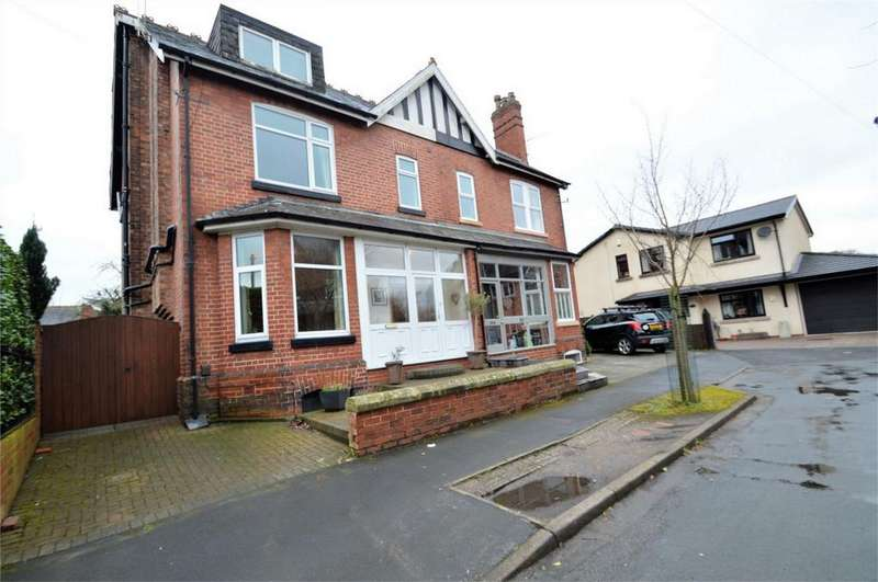 5 Bedrooms Semi Detached House for sale in Cheriton Avenue, SALE, Cheshire