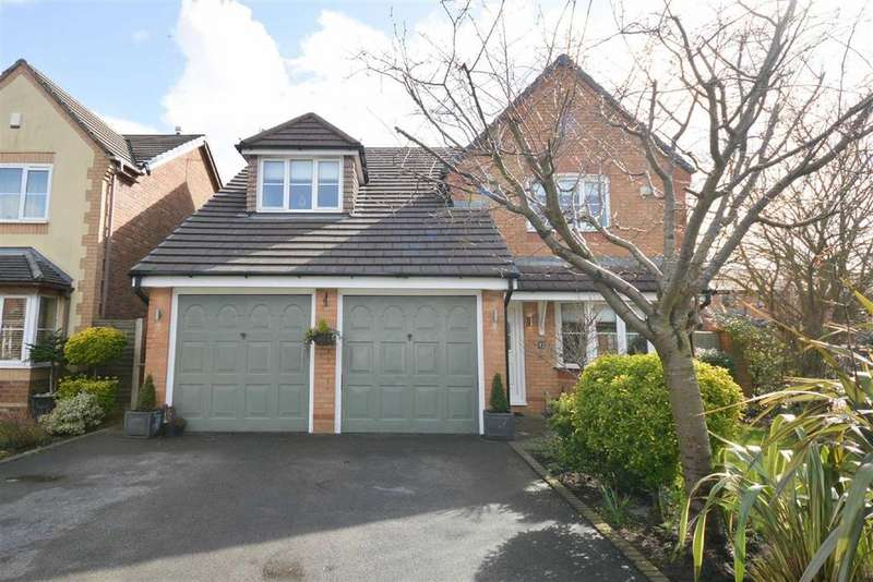 4 Bedrooms Detached House for sale in Glebelands, Tarleton, Preston, PR4