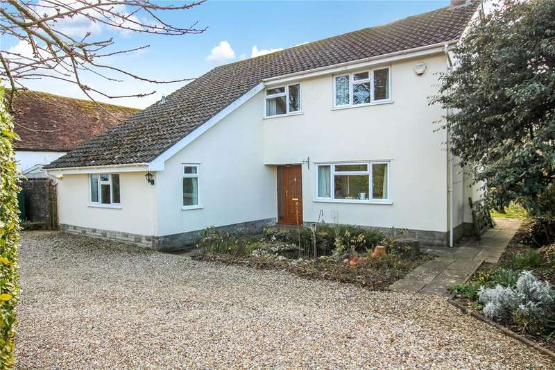 4 Bedrooms Detached House for sale in High Street, Tarrant Monkton, Blandford Forum, DT11