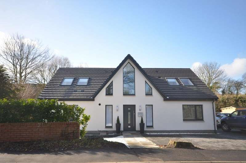 4 Bedrooms Detached Villa House for sale in Hillview House Longhill Avenue, Alloway, KA7 4DY