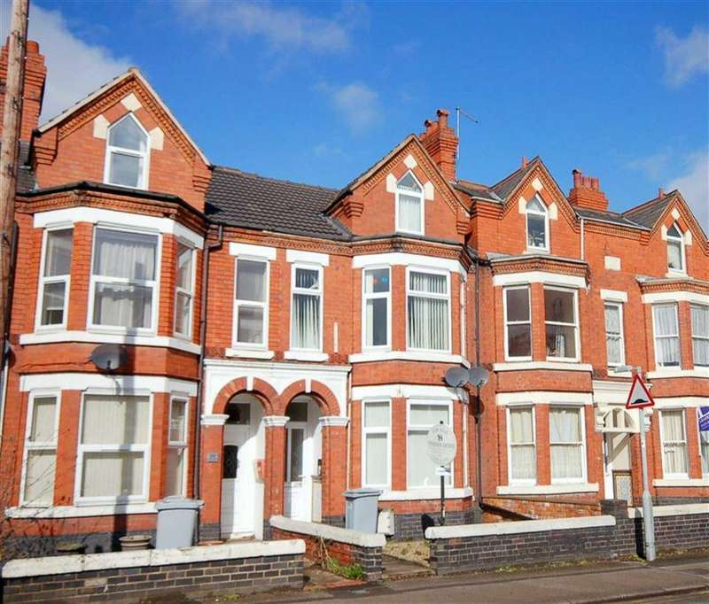 4 Bedrooms Town House for sale in Nantwich Road, Crewe
