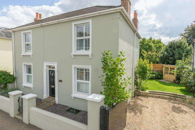 4 Bedrooms Detached House for sale in Oving Road, Chichester