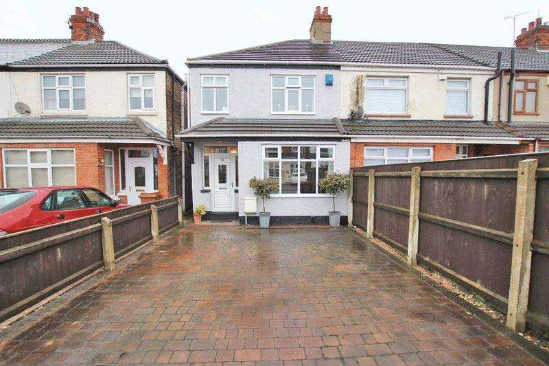 3 Bedrooms End Of Terrace House for sale in BEELEY ROAD, GRIMSBY