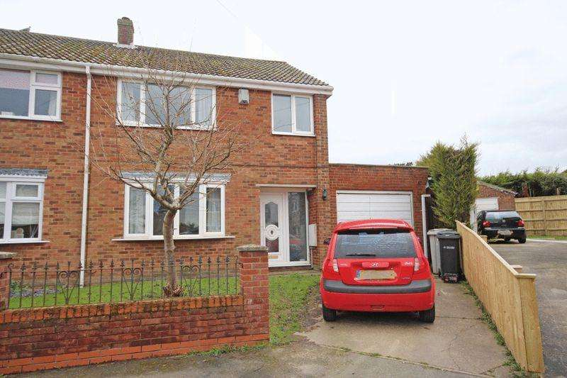 3 Bedrooms Semi Detached House for rent in WESTLANDS AVENUE, TETNEY
