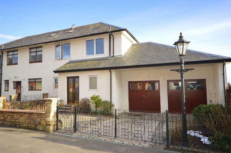 3 Bedrooms Semi Detached House for sale in 1 Robb Terrace, Kirkintilloch, G66 3LA