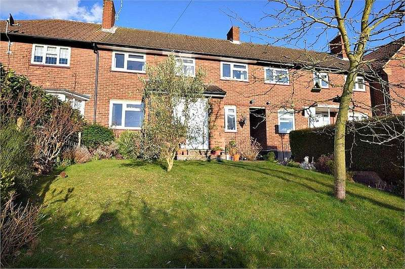 4 Bedrooms Terraced House for sale in Hazelwood Lane, ABBOTS LANGLEY, Hertfordshire