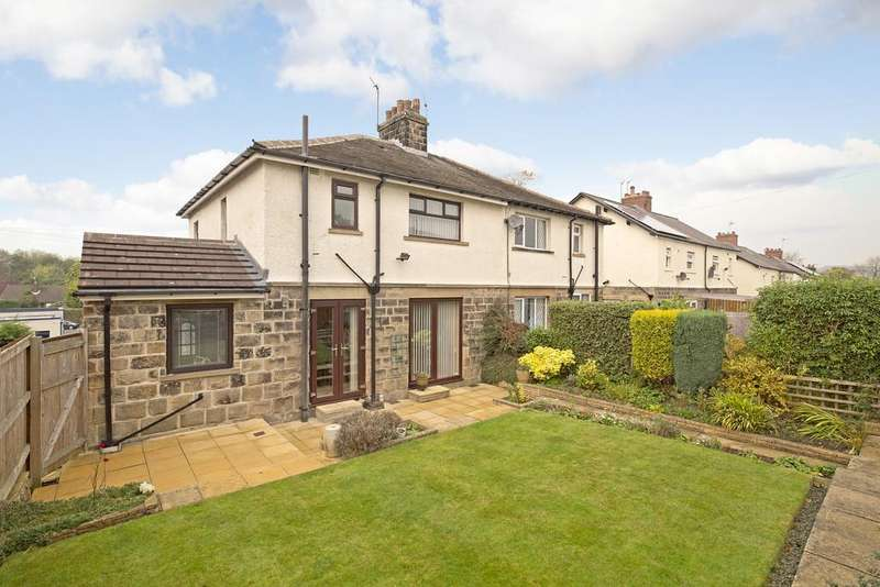 3 Bedrooms Semi Detached House for sale in Park Road, Guiseley