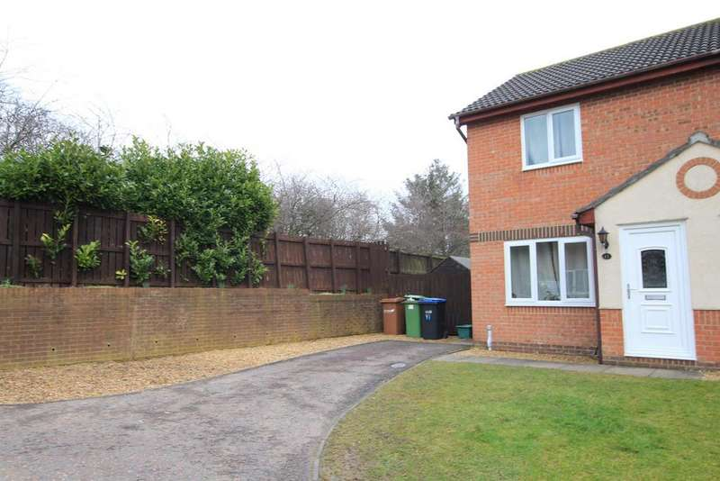 2 Bedrooms Semi Detached House for sale in Hoode Close, Newton Aycliffe